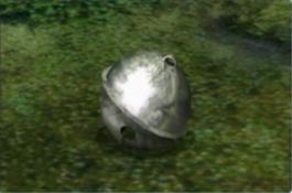The Spouse Alert treasure in Pikmin 2.