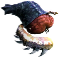 Official Segmented Crawbster art.