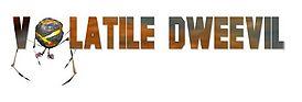 Volatile Dweevil's Logo.