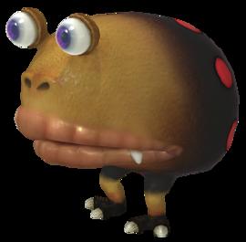 A Spotty Bulbear.