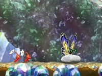 The Spectralids visible in a cutscene in The Burning Sky.