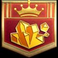 "The ""Treasure Hunter"" badge in Pikmin 3 Deluxe."
