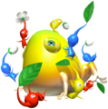 Yellow Wollywog attacked P1 art.png