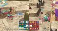Pikmin3 battle sand castles.png