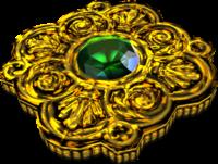 The Eternal Emerald Eye.