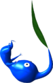Blue Pikmin thrown P1 art.png