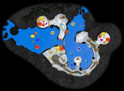 Silver Lake treasures map.png