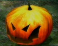 The Possessed Squash as it appears in the Treasure Hoard.