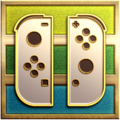 """The """"Mission Partner"""" badge in Pikmin 3 Deluxe."""