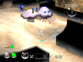 Pikmin 2 Ranging Bloyster Attack.png