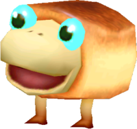 A Crumbug.