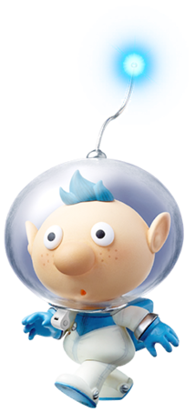 Official artwork of Alph, from Super Smash Bros. Ultimate.