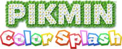 Pikmin Color Splash logo.png