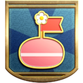 """The """"Game Changer"""" badge in Pikmin 3 Deluxe."""