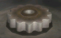 This is an Omega Flywheel