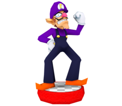 Render of the Insensitive Lout's model from Hey! Pikmin.