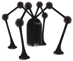 Shaggy long legs (black).png