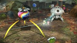 The landing site of the Twilight River in Pikmin 3 Deluxe. Compare with :File:04 Site Twilight River.png.