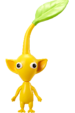 Icon for the World of Nintendo Yellow Pikmin figure.