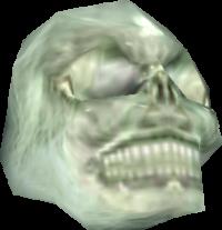 The Shimmering Skull.