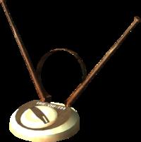 The Sulking Antenna.