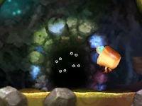 The Crumbug cutscene in Serene Stream.