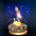 End of Day trophy SSBB.png