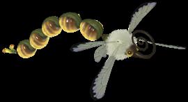 A Nectarous Dandelfly.