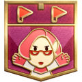 """The """"Pikmin Professional"""" badge in Pikmin 3 Deluxe."""