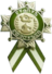 A platinum medal in Battle Enemies! This image was cropped from a screenshot of the mission preview menu.