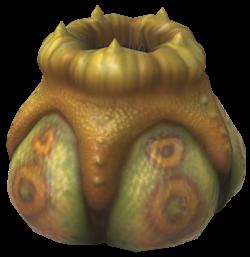 A Phosbat pod.